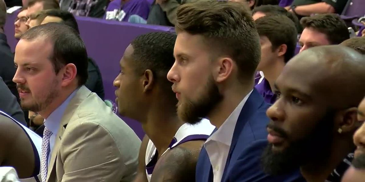 Webxtra: Ivan Canete continues to impact SFA as a student coach