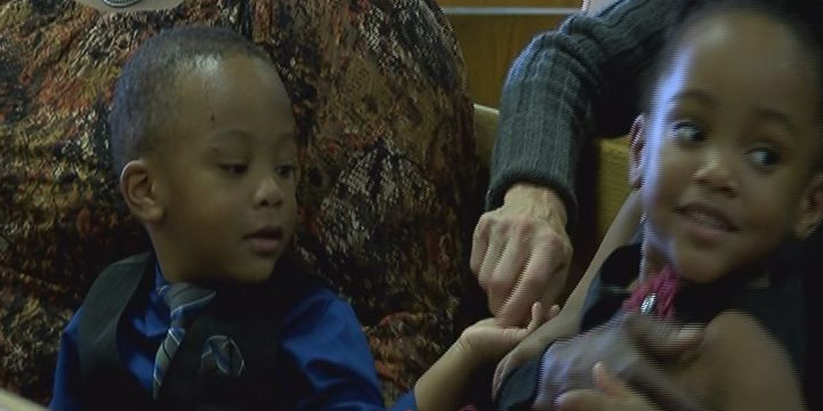 Angelina Co. families celebrate National Adoption Day