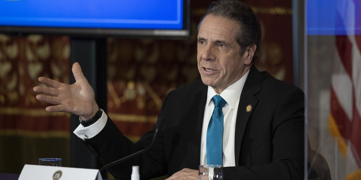 Cuomo addresses harassment claims, vows to stay in office