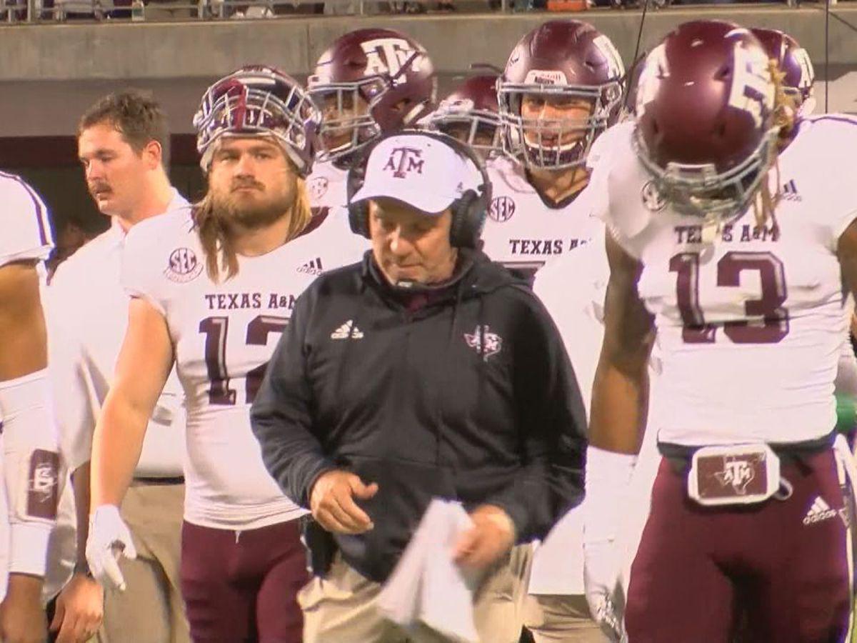 Texas A&M, Texas coaches reaffirm their desire to play rivalry game