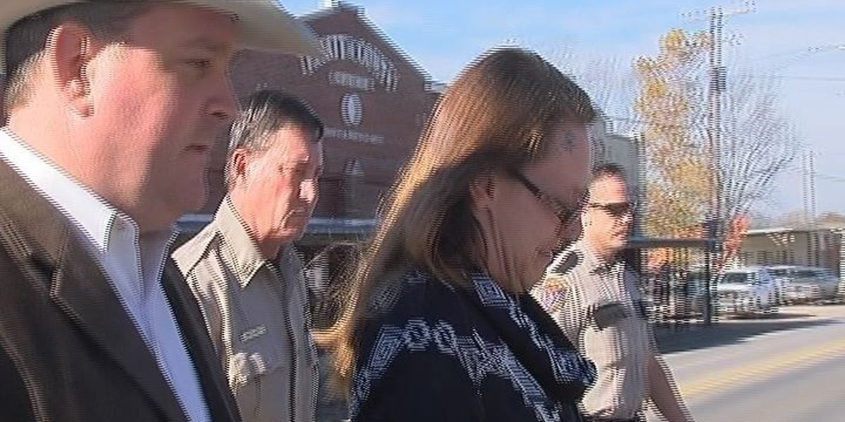 Trinity Co. woman accepts 10 years for her part in arson case