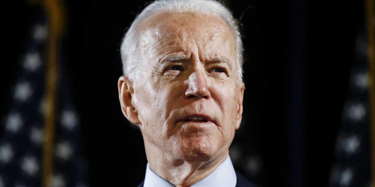 Biden says Democratic convention may need to be held virtually