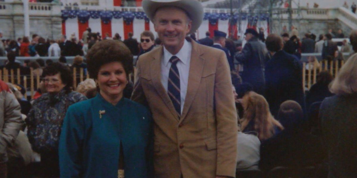 Nacogdoches friends recall Bush inauguration during the former president's funeral